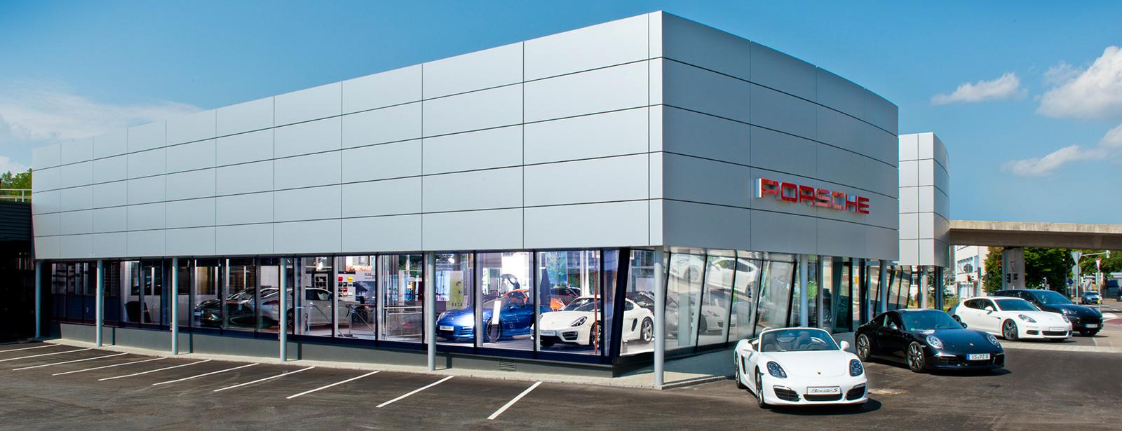 Porsche Centre Schwarzwald-Baar